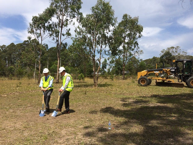 Sod turn for Kundabung to Kempsey
